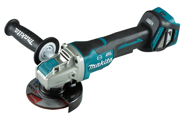 Makita DGA469Z 18v Cordless Brushless X-Lock Angle Grinder