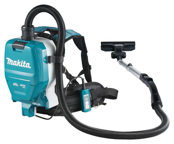 Dvc261zx11 18vx2 Backpack Vacuum Cleaner Bl Lxt