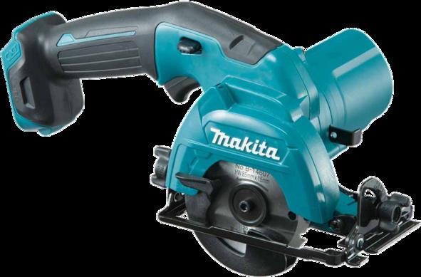 Makita HS301DZ 10.8v CXT Slide 85mm Circular Saw Body Only in Case