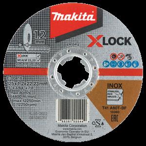 X-LOCK 125MM CUTTING DISC A60T